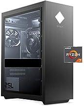 HP OMEN 25L Gaming Desktop PC WITHOUT GPU, AMD 8-Core...