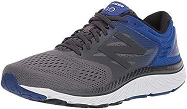 New Balance Men's 940 V4 Running Shoe, Magnet/Marine Blue, 15 Wide