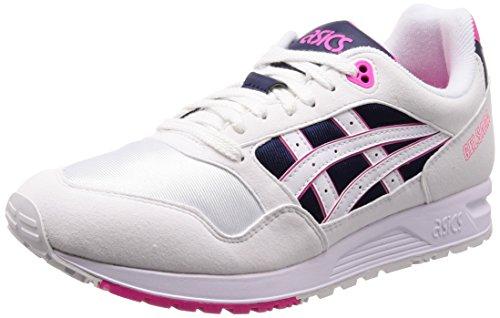 Asics Tiger Gel Saga Schuhe White/Pink