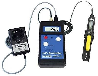 Tunze mV-Controller Set, Regeltechnik