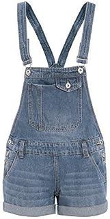 149a56d40052a1 Amazon.fr : salopette short jeans femme : Vêtements