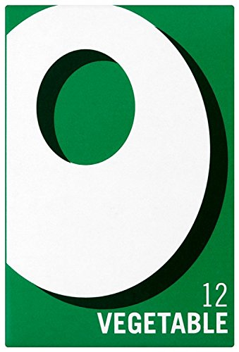 Oxo 12 Vegetable Stock Cubes 71 g (Pack of 12, Total 144...
