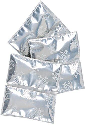 Polar Gear ice pack, Silver and Blue