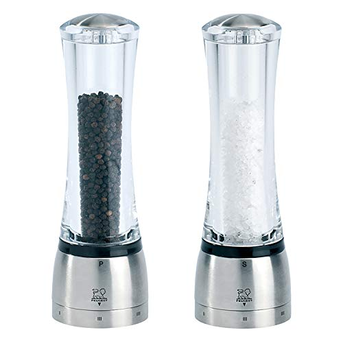 Daman Peugeot Set Pfeffermühle + Salzmühle uselect 21cm