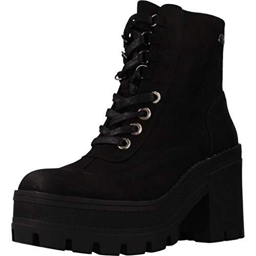 MTNG Damen Stiefelleten Boots 58583M Schwarz 40 EU