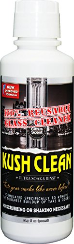 Kush Clean - Glass Cleaner Soaker 16.9 oz 500ml