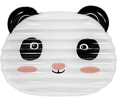 NPW- Colchoneta Gigante con Oso Panda Perezoso, colección Pop Fix (NPW55061)