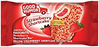 Good Humor Strawberry Shortcake (nt)