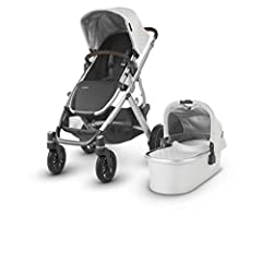 2019 VISTA fashion Includes bassinet and full size forward or parent-facing toddler seat with one-handed, multi-position recline Performance Travel System compatible with MESA Infant Car Seat - direct attachment, no adapters necessary One-step fold, ...