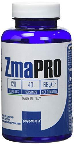 ZmaPRO è un integratore alimentare a base di zinco, magnesio e vitamina B6 indicato per uomini, anche sportivi. Lo zinco contribuisce alla normale fertilità e riproduzione e contribuisce al mantenimento di normali livelli di testosterone nel sangue. ...
