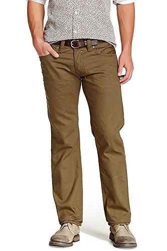 Diesel Safado Slim Straight Jean - 30-32' Inseam Brown (27W - 30L)