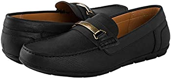 Globalwin Men's Casual Slip On Penny Loafers Lightweight Driving Shoes