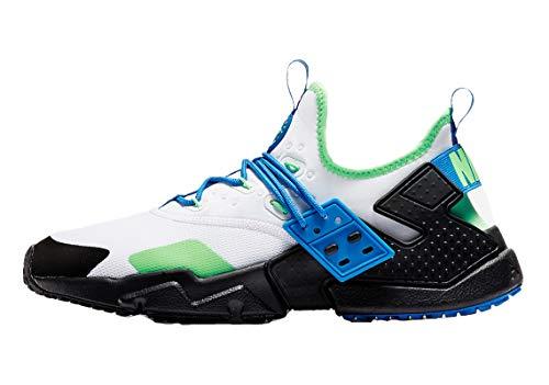 Nike Hombres Huarache Drift Low & Mid Tops Sportschuhe Laufschuhe Weiss Groesse 12 US /46 EU
