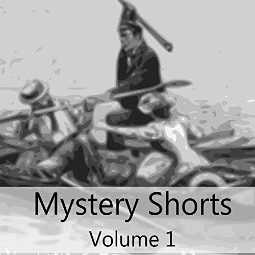 Mystery Shorts Volume 1 audiobook cover art