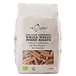 This delicious whole wheat penne rigate is made by a passionate italian producer Make is then slowly dried to retain oodles of flavour and more nutrition Stunning penne worthy of a good yet simple sauce We love it tossed warm with our fresh basil pes...