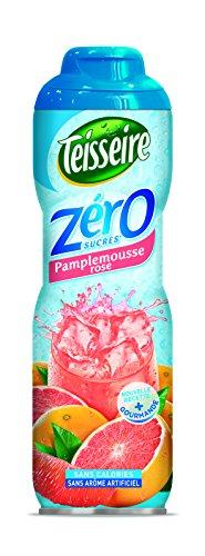 Teisseire Sirup 0% Zucker Pink Grapefruit 600ml