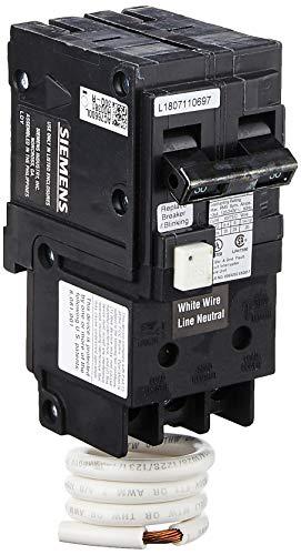 Siemens QF230A Ground Fault Circuit Interrupter, 30 Amp, 2 Pole, 120V, 10,000 Aic,
