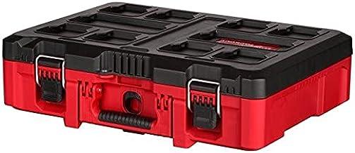 Capa de ferramentas Milwaukee 42-22-8450 com inserção de espuma personalizável