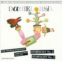 Asia: Symphonies Nos. 2 & 3 (1995-04-16)