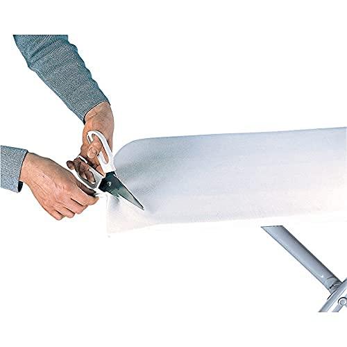 Leifheit Bügeltisch-Polsterung aus 5 mm dickem Molton, Bügelunterlage für ein leichtes und abdruckfreies Bügeln, Polsterstoff in Universalgröße