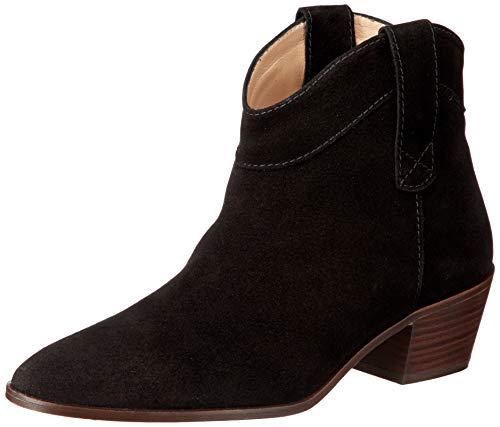 [ペリーコサニー] ウエスタンショートブーツ PF19-7004 GERBERA WESTERN SHORT BOOTS レディース ブラック 23.5~24.0 cm