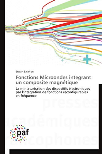 Fonctions microondes integrant un composite magnétique (OMN.PRES.FRANC.)