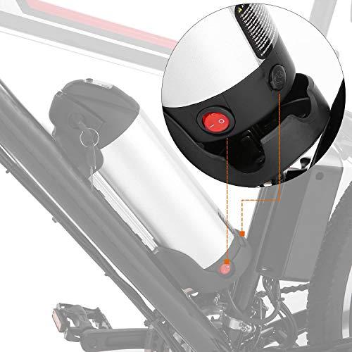 E-Mountainbike BIKFUN 26 Zoll Bild 5*