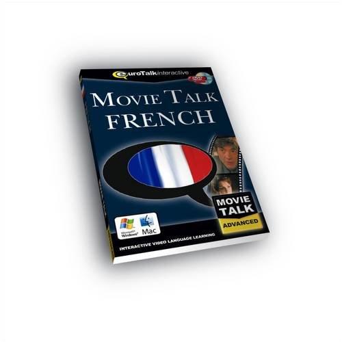 Movie Talk Französisch, 1 DVD-ROM Interaktives Sprachlernvideo. Für Windows 98/NT/2000/ME/XP und MacOS 9 und X