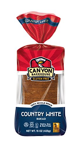 Canyon Bakehouse GlutenFree Country White Bread, 15 Oz