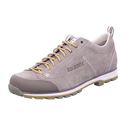 Dolomite Zapato Cinquantaquattro Low, Zapatillas Deportivas Unisex Adulto, Almond Beige, 38 2/3 EU