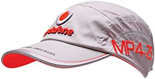 McLaren Original 2010 Vodafone Mercedes Team Cap Unisex One Size