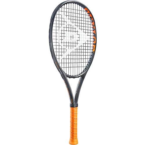 Dunlop D TR Nt R5.0 Pro 26 - Raqueta de Tenis, Color Negro y...