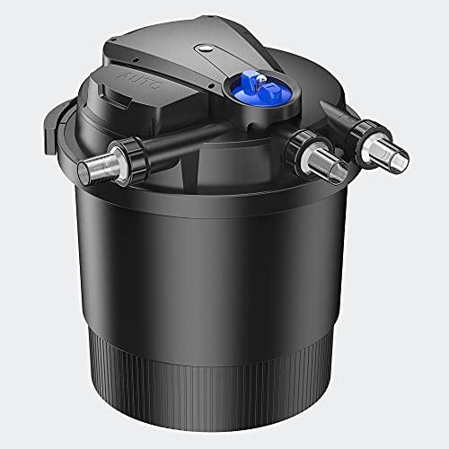 SunSun CPA-20000 Druckteichfilter mit integrierter UVC Einheit 36W für Teiche bis 40000 Liter