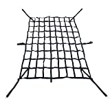 LT Sport 6.5ft Bed Pickup Truck Cargo Net Universal Off Road Roof Top Mesh Cover