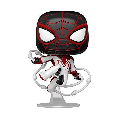 Funko Pop! Games. Spider-Man. Miles Morales - Miles Morales in...