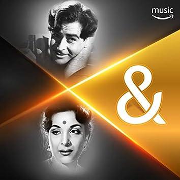 Raj Kapoor & Nargis: TOGETHER