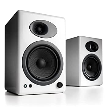 Audioengine A5+ Premium Powered Speaker Pair review