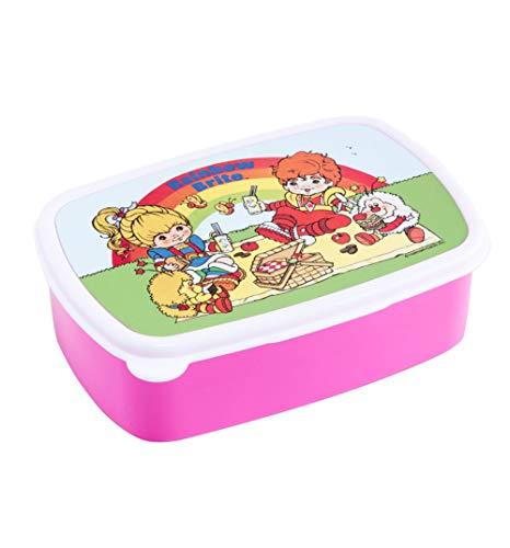 Rainbow Brite Retro Pink Lunchbox