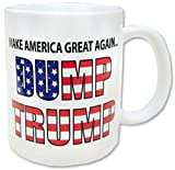 Anti Donald Trump Quotes Coffee Mug Gift for Dump Trump Critic Funny Novelty Ceramic Coffee Cup Perfect Souvenir Gift Collection - 11 oz
