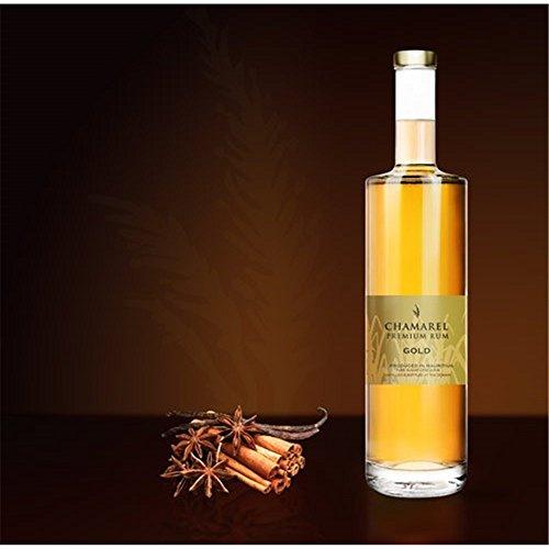 Rhumerie Chamarel Mauritius Gold 0,7l 42%