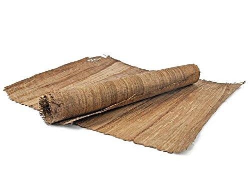 Papyrus-blad antiek, natuur-Papyrus 40x30cm uit Egypte voor kalligrafie & kunstonderwijs - blanco bruiloftskaarten van papyri, Hieroglyphen, uitnodiging bruiloft - verjaardag - creatieve geschenken