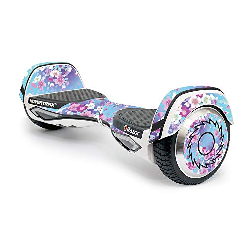 MightySkins Skin Compatible with Razor Hovertrax 2.0 Hover Board - in Bloom   Protective, Durable, and Unique Vinyl Decal wrap Cover   Easy to Apply, Remove, and Change Styles   Made in The USA