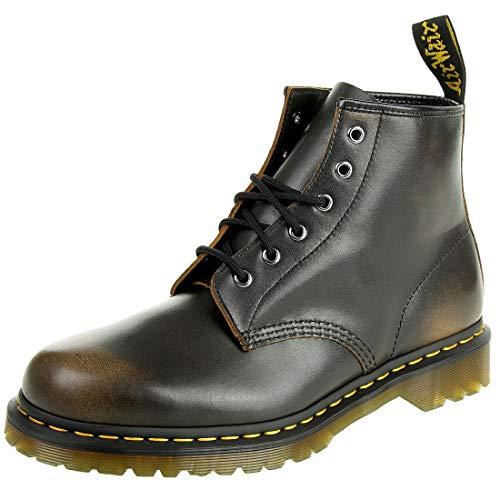 Dr. Martens 101 Vintage Butterscotch Unisex Stiefel Boots Braun 24671243, Schuhgröße:47 EU