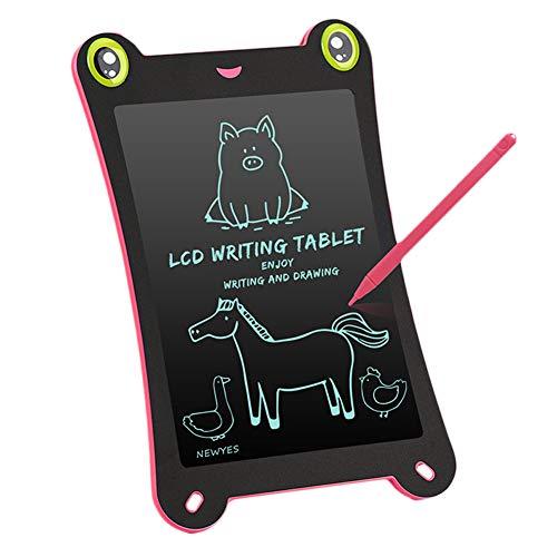 Schimer Design 8.5 Inch Grafiktabletts schreibtafel LCD Grafik Tablett papierlos digitales Malen und Rekord Mit Bildschirm blockieren und Anti-Clearance Funktion Kinder