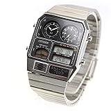 [シチズン]CITIZEN アナデジテンプ ANA-DIGI TEMP 復刻モデル 腕時計 シルバー JG2101-78E