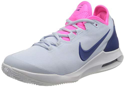 Nike Wmns Air MAX Wildcard Cly, Zapatillas de Tenis Mujer, Azul (Half...