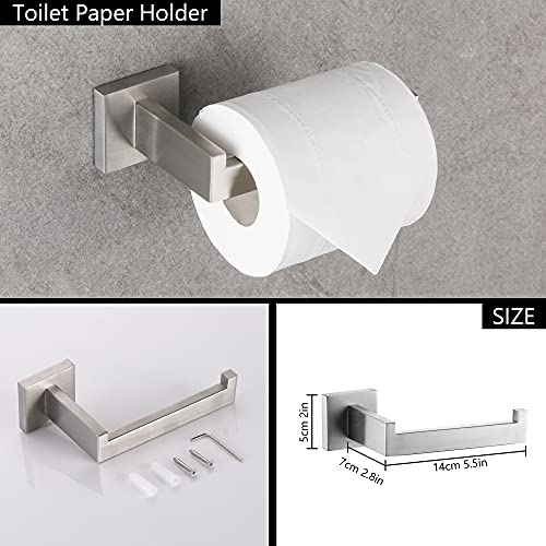 DUFU Portarrollos para papel higiénico