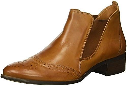 Paul Grün damen& 039;s Jay Slip-ON Ankle Stiefel, Cuoio Leather, 8.5 M US