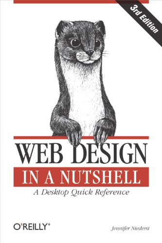 Web Design in a Nutshell: A Desktop Quick Reference (In a Nutshell (O'Reilly)) (English Edition)