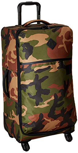 Herschel Highland Softside Spinner, Woodland Camo, Medium 71L
